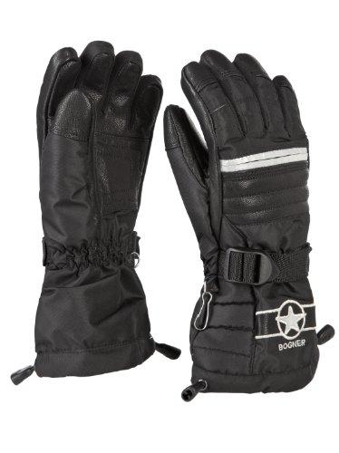 Bogner Fire & Ice Kinder Handschuh Felix, Black, 5, 4197200_026