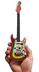 Fender Stratocaster - Rocky - George Harrison: Officially Licensed Miniature Guitar Replica