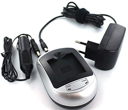 MobiloTec Ladegerät kompatibel mit Casio Exilim EX-Z90, Camcorder/Digitalkamera Netzteil/Ladegerät Stromversorgung