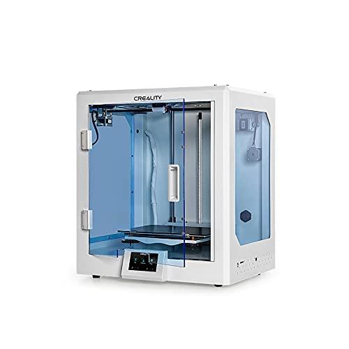 lyq Creality CR-5 Pro Impresora 3D Pantalla Táctil A Todo Color De 4.3 Pulgadas con Luz Led Incorporada Vi Versión Ui Firmware Interactivo De 50-80 Mm/S Velocidad De Impresión