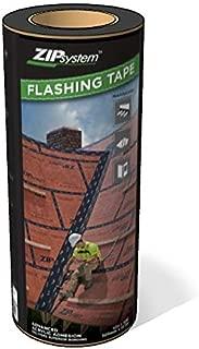 Huber ZIP System Flashing Tape   Self-Adhesive Flashing for Structural Panels, Doors-Windows Rough Openings   12 inch x 50 feet