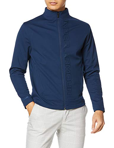 Under Armour Herren Jacke Storm Full Zip, Blau, M, 1345468-408