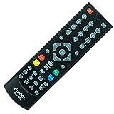 Fernbedienung Ersatz i-Set 810HD / 810-HD / 810 HD Ersatzfernbedienung Neu - Plug und Play, Kabellos, Top Qualität