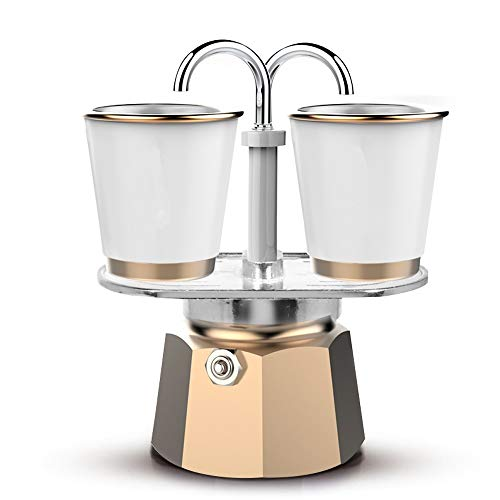 Buy Bargain Bjzxz Mocha Pot Hand-Coffee Espresso Sharing Pot Household Moka Pot Espresso Coffee Pot ...