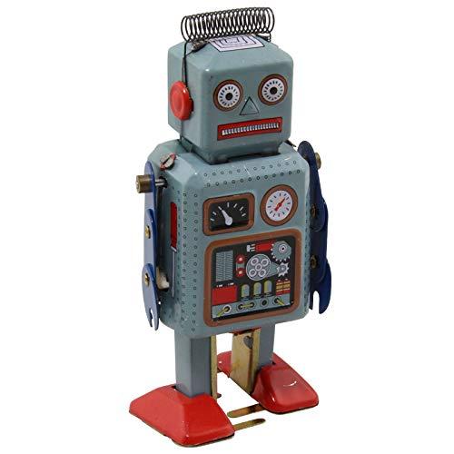 Superfreak Roboter - Rob Robot - Blechroboter - Retro Blechspielzeug