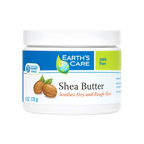 Earth's Care Shea Butter 100% Pure Natural (1x6 Oz)