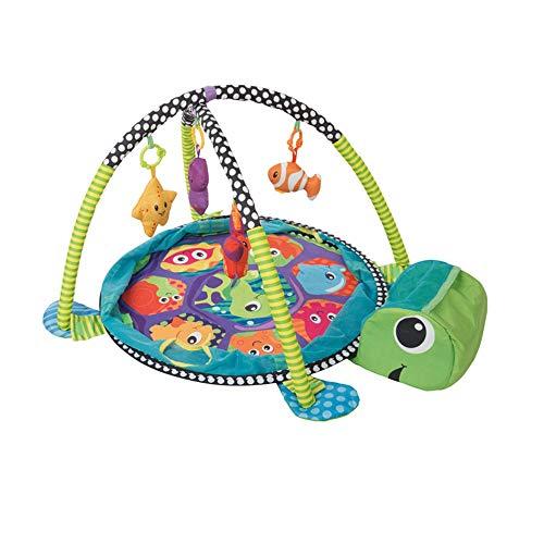 Huangjiahao Tapis de Jeu pour Bébés 3-in-1 Évoluez avec Gym Me Activité (Infantino and Ball Pit) pour bébés et Tout-Petits (Color : Multi-Colored, Size : Free Size)