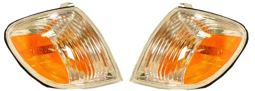 Toyota Tundra (Regular/Access) Replacement Corner Light Assembly - 1-Pair