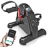 Sportstech Mini Bike, Pedal Exerciser + Fitness App | Arm Trainer & Leg