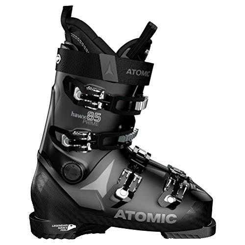 Atomic HAWX Prime 85 W Damen Skischuhe, Schwarz - Schwarz Silber - Größe: 39 EU
