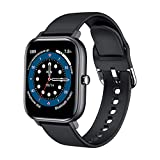 ZWG 2021 L18 Sport Smart Watch, Fitness Tracker, Cardiofrequenzimetro, Pedometro, Intelligente Braccialetto Aerobico, Impermeabile Orologio Sportivo per Android IOS(E)