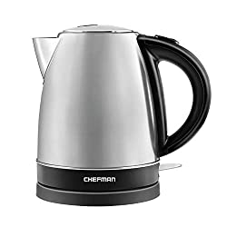 Electric Kettle Reviews-Review Of The Chefman Cordless Electric Kettle
