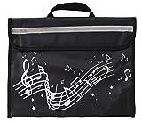 Musicwear-Pentagramma Borsa-Black [Import]