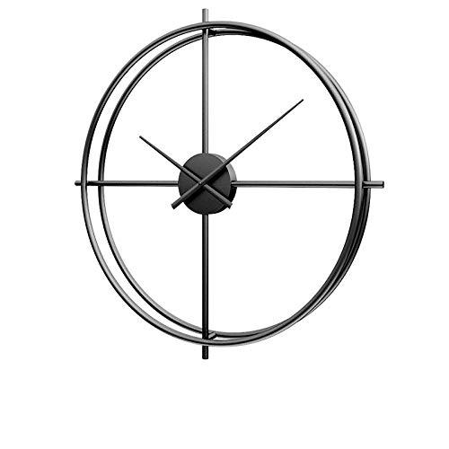 orologio da parete 80 cm diametro Topashe Orologio da Parete Creativo 3D Facile da Montare