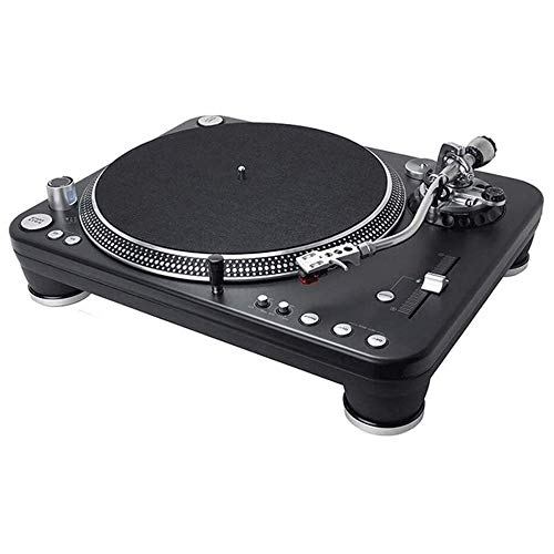 Hi-Fi & Home Audio Audio Record Player AT-LP1240-USB XP Direct-Drive Turntable (Analog & USB), Fully Manual, Hi-Fi, 3 Speed, Convert Vinyl to Digital, Anti-Skate and Variable Pitch Control Black