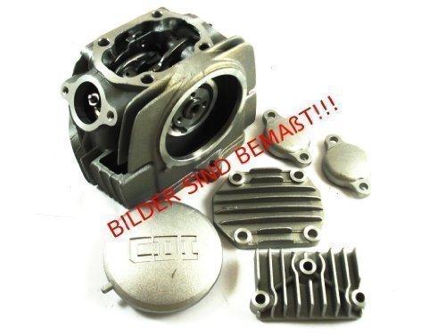 HMParts Pit Bike/Dirt Bike/Monkey Zylinderkopf/Cylinder Head Lifan 125ccm schwarz