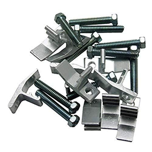 LASCO 42-2103 Sink Rim Clips Works On J Hook Style Sink Frames, 10-Pack