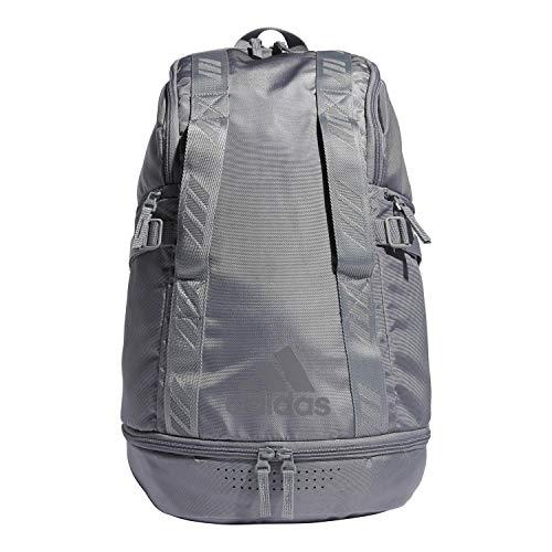 adidas Creator 365 Rucksack für Erwachsene, unisex, Unisex-Erwachsene, Rucksack, Pro Madness Backpack, grau, Einheitsgröße
