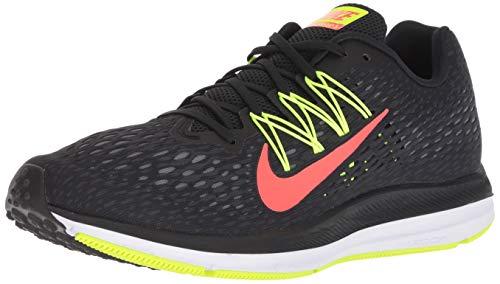 Nike Air Zoom Winflo 5 Black/Bright Crimson/Volt/Anthracite 11 D (M)