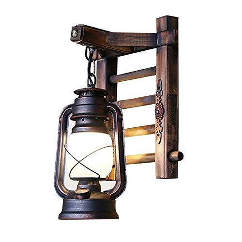 Nanyun Led-zaklamp, op zonne-energie, vintage, hangend, waterdicht, kaarslamp, led-lamp, met klem, parasol, strand, paviljoen, tuin, gazon enz.