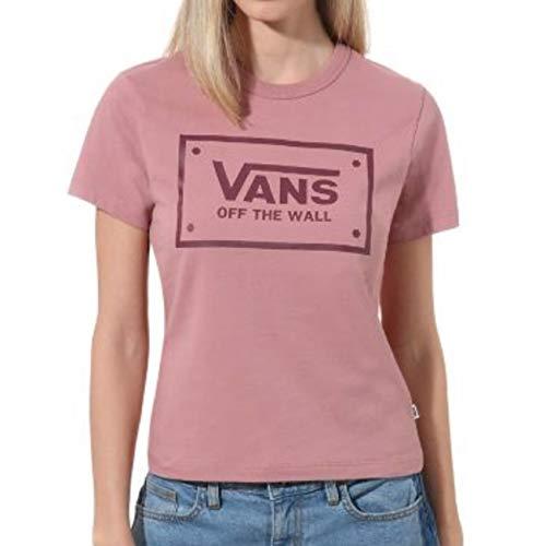 Vans Camiseta Boom Boom Unity Nostalgia Rosa XS (X-Small)