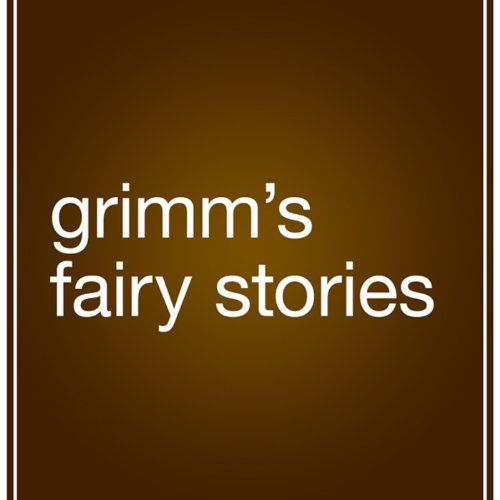 Grimm's Fairy Stories cover art