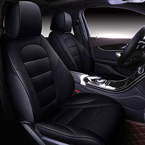 HIZH Cubierta De Asiento De Coche para Audi A3 8P Sportback 8L A4 A6 A5 Q5 Q7 Q3...