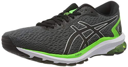 ASICS Mens 1011A770-022_42,5 Running Shoes, Black, 42.5 EU