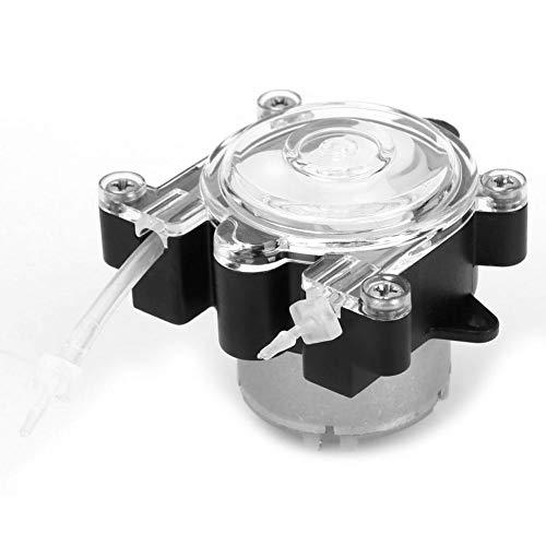 Mikro-Peristaltikpumpe, professionelle 6V 0,1-60 U/min 250-300 ma Labor Aquarium Wasserpumpen für die biochemische Analyse Pharmazie(1 * 3mm)