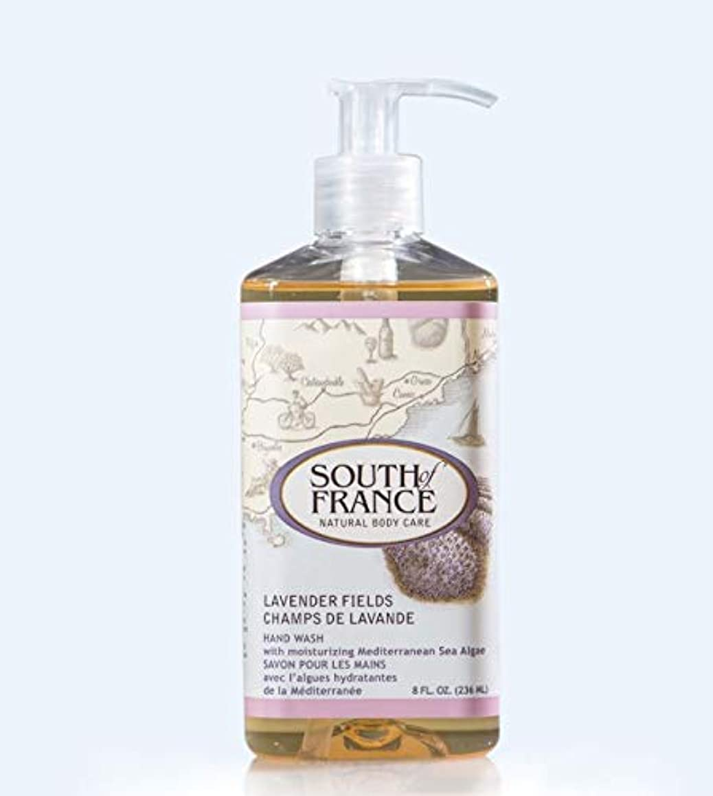 Lavender Fields - South of France Natural Body Care 8oz Hand Wash (3 Bottles)