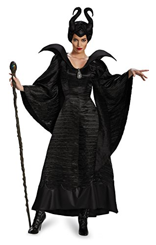 Disguise Women's Disney Maleficent Christening Gown Deluxe Costume