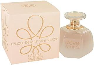 3.3 oz Eau De Parfum Spray Perfume for Women Reve D'infini Eau De Parfum Spray By Lalique {Good luck}