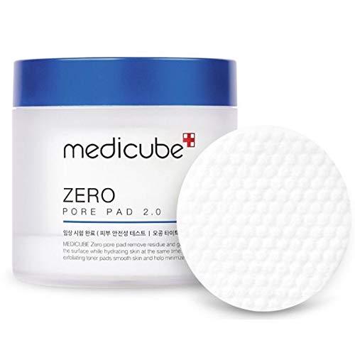 Medicube Zero Pore Pads 2.0 | 70 sheets | AHA+BHA pore + acne care