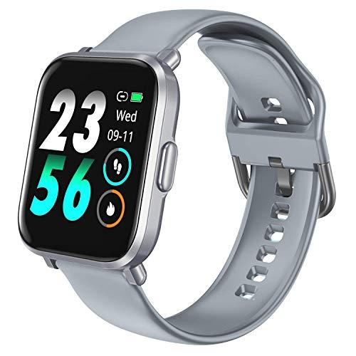 HolyHigh Reloj Inteligente Fitness Monitor de Sueño
