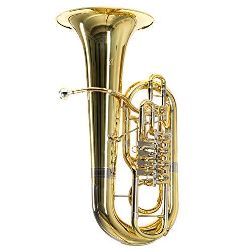 Monzani MZFB-500L F-Tuba