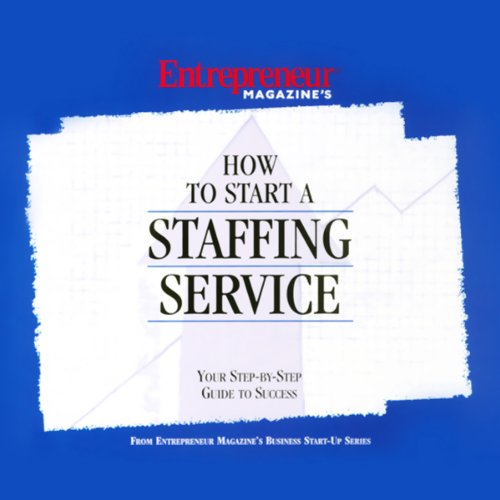 How to Start a Staffing Service audiobook cover art