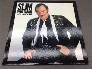 SLIM WHITMAN songs i love to sing EPIC 36768 LP vinyl record product image