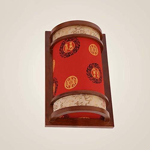 noulerd Applique Murale en Bois, Meubles Antiques Allée Lights Mariage Creative Festivallights Une Lampe de Chevet House House Select
