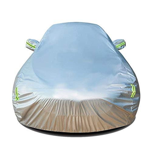JJYY Compatible con BMW Z3 Funda para Coche Impermeable para Todo Tipo de Clima Transpirable Forrado de algodón Ajuste Universal Exterior Interior Resistente al Sol Resistente a los arañazos Cubi