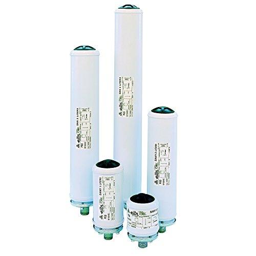 Elbi a250l09Vaso de expansión para calefacción y agua caliente sanitaria Modelo sany-3LT, Azul