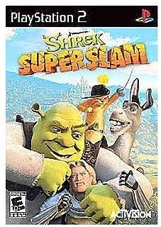 Shrek Super Slam for PS2