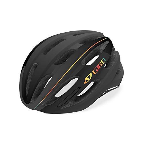Giro Helm Foray MIPS Road, Unisex, GIHFORMGOM, Matte Grey Fire-Chrome, Medium/55-59 cm