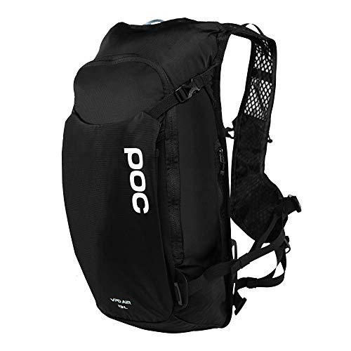 POC Men's Spine VPD Air Backpack 13 Body Armour, Uranium Black, One Size