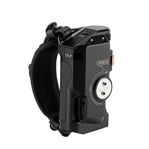 (Black) TILTA TA-LFH-57-B Left Side Advanced Focus Handle para Sony A7 A7R A7S III BMPCC 4K/6K GH5s R5/R6 Tiltaing Cage (F570)