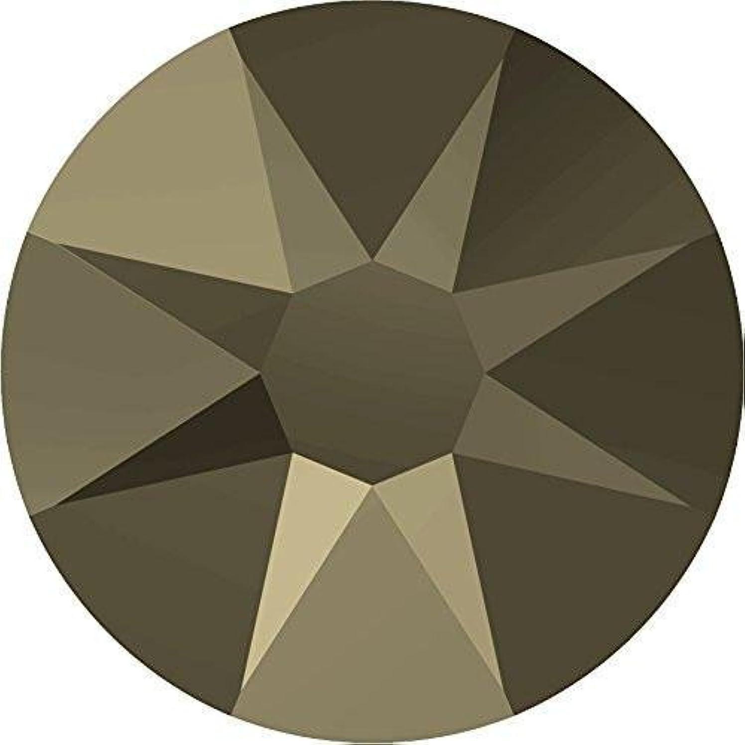 早める槍不合格2000、2058?& 2088スワロフスキーNail Art Gemsクリスタルメタリックライトゴールド SS30 (6.4mm) - 288 Crystals (Wholesale) 10017577
