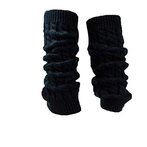 Ogquaton Calentadores de piernas de calidad superior, mujeres, damas, niñas, estiramiento de moda, calentadores