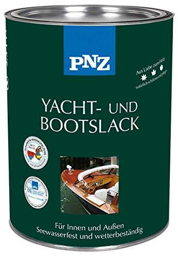 PNZ Yacht- und Bootslack, Gebinde:0.75L, Farbe:farblos
