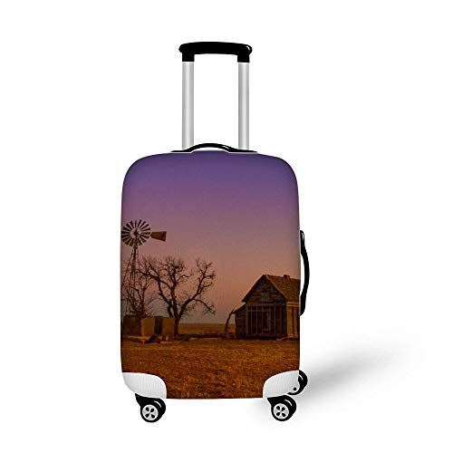 The Quiet Song of Memories I Dont Have Fashionable Baggage Suitcase Protector Travel Luggage Cover Anti-Scratch