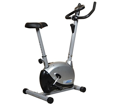 Aerofit HF965 Upright Bike with Multi-Response Read Out Display Time