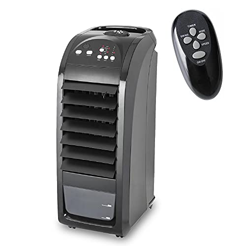 MaxxHome Climatiseur mobile, refroidisseur d'air silencieux...
